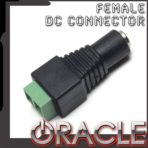 Female DC Connector Plug