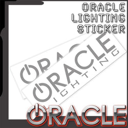 ORACLE Vinyl Stickers