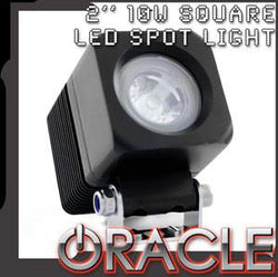 "ORACLE Off-Road 2"" 10W LINKable Square CREE LED Spot Light - CLEARANCE"