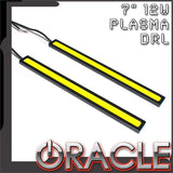 "ORACLE 7"" 12W Plasma DRL - Daytime Running Lights (Pair)"
