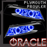 1997-2002 Plymouth Prowler ORACLE SMD Halo Kit