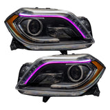 2013-2016 Mercedes GL GL450 GL550 GL63 ORACLE ColorSHIFT Headlight DRL Upgrade - BETA Program