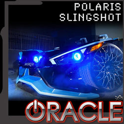 2015-2016 Polaris Slingshot ORACLE LED Halo Kit