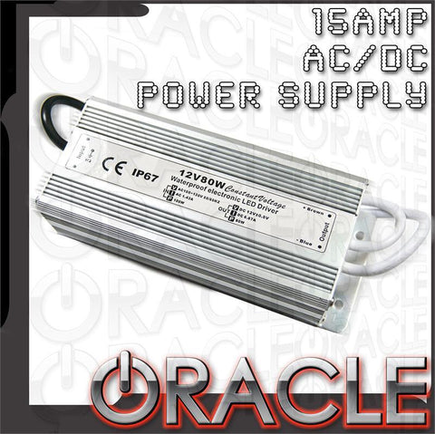 15A AC to DC Power Supply