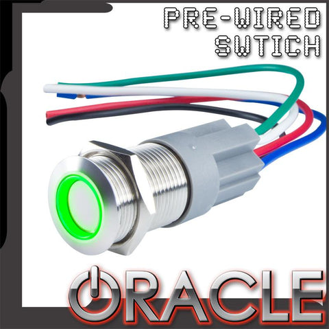 ORACLE Pre-Wired Flush Mount LED Switch