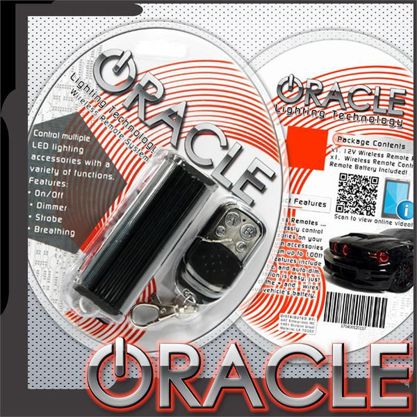 ORACLE Dual Channel Multifunction Controller Remote