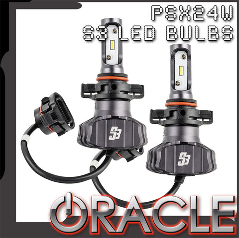 ORACLE PSX24W - S3 LED Headlight Bulb Conversion Kit