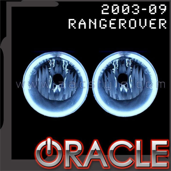 2003-2005 Range Rover ORACLE Fog Light Halo Kit