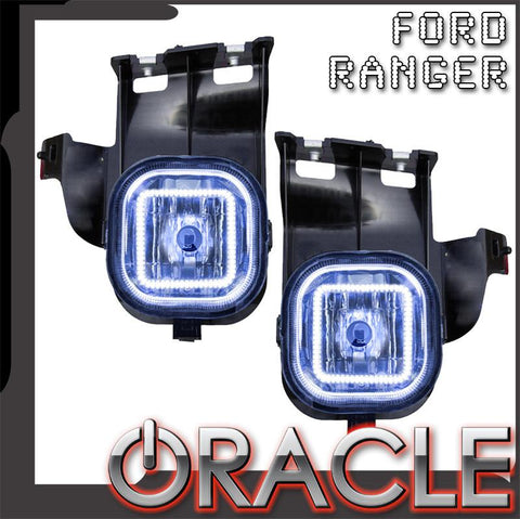 2006-2007 Ford Ranger Pre-Assembled Fog Lights