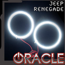 2015-2017 Jeep Renegade ORACLE Fog Light Halo Kit