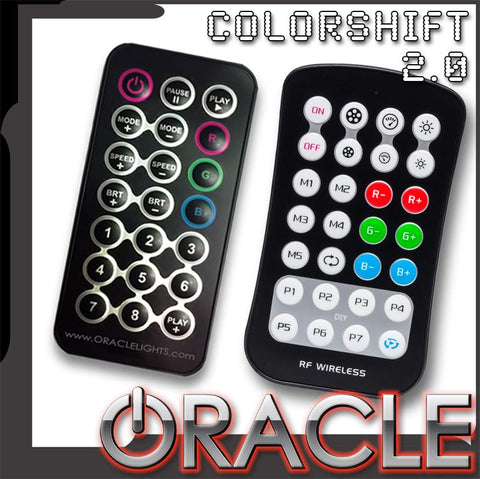 ColorSHIFT 2.0 Replacement Remote Keypad