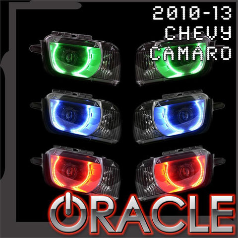 2010-2013 Chevy Camaro ORACLE ColorSHIFT 2.0 Halo Kit