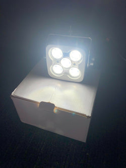 ORACLE OFF-ROAD 50W LED SPOT LIGHT WHITE 5764-001 - CLEARANCE