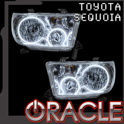 2008-2016 Toyota Sequoia ORACLE Halo Kit