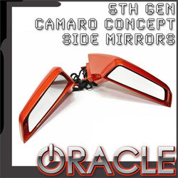 2010-2015 Chevrolet Camaro ORACLE Concept Side Mirrors