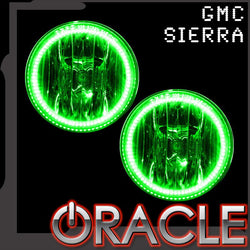 2014-2015 GMC Sierra 1500 ORACLE LED Fog Light Halo Kit