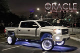 ORACLE Lighting LED Illuminated Wheel Rings - Dynamic ColorSHIFT
