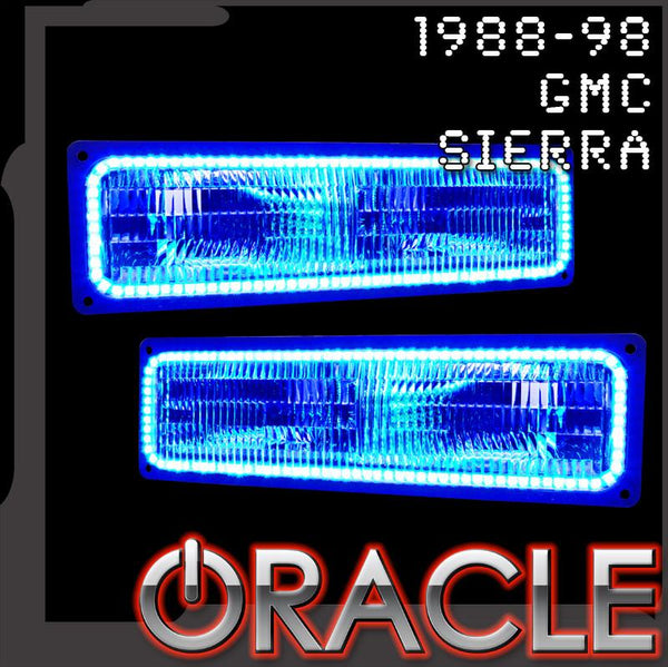1988-1998 GMC Sierra ORACLE LED Halo Kit