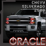 2015-2018 Chevy Silverado 2500 ORACLE Halo Kit