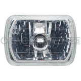 ORACLE Sealed Beam 7x6 H6054 Headlight with Pre-Installed SMD Halo