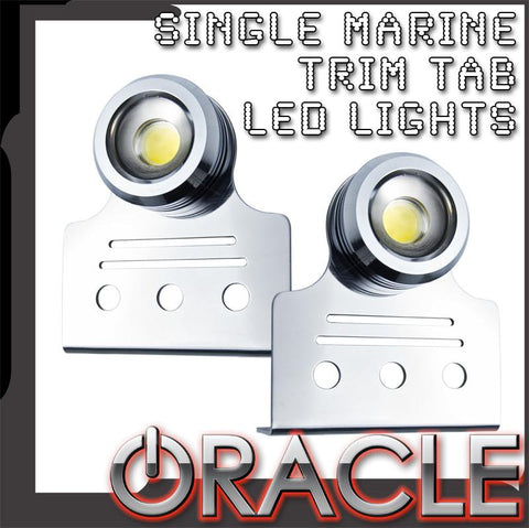ORACLE Single Trim Tab LED Lights - CLEARANCE