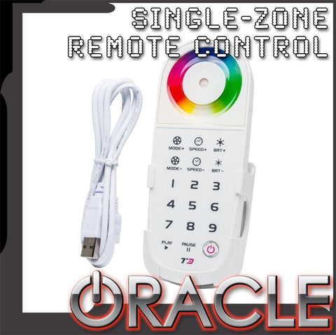 ORACLE Single-Zone Remote Control - T3