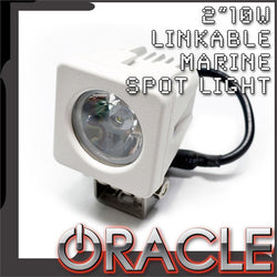 "ORACLE 2"" 10W LED LINK-able Marine Spot Light - CLEARANCE"