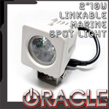 "ORACLE 2"" 10W LED LINK-able Marine Spot Light"