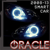 2008-2014 SMART Car ORACLE Headlight Halo Kit