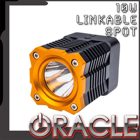 ORACLE High Performance 10W CREE XM-L Spot - Linkable