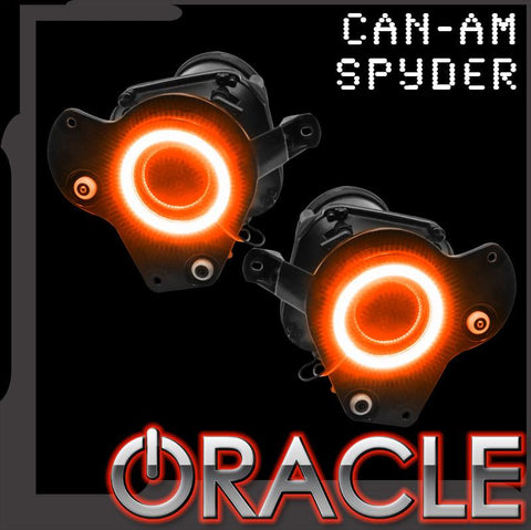2007-2010 CAN-AM Spyder ORACLE Halo Kit