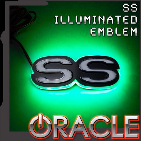 ORACLE Illuminated SS Emblem