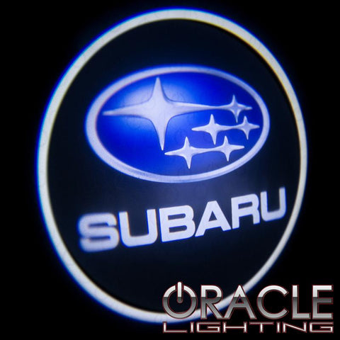 Subaru ORACLE GOBO LED Door Light Projector