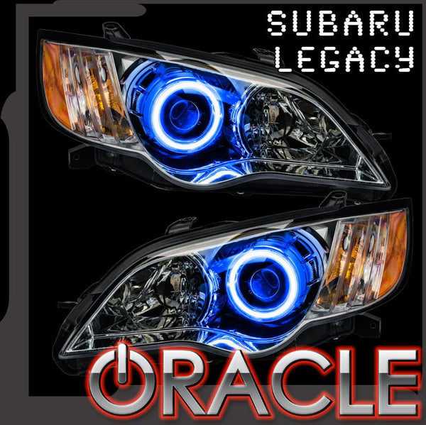 2005-2011 Subaru Legacy ORACLE Halo Kit