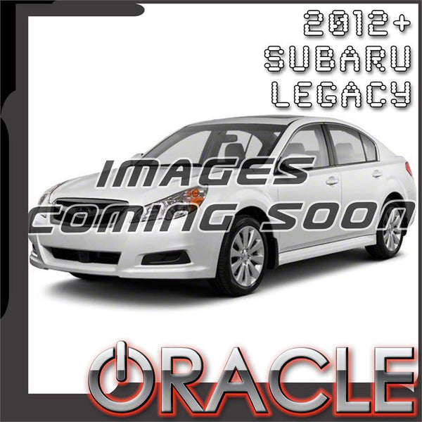 2012 Subaru Legacy ORACLE Halo Kit