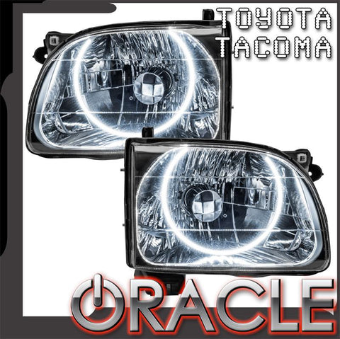 2001-2004 Toyota Tacoma Pre-Assembled Headlights