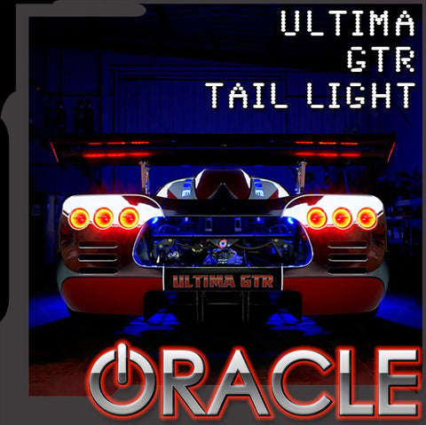 Ultima GTR ORACLE Tail Light Halo Kit