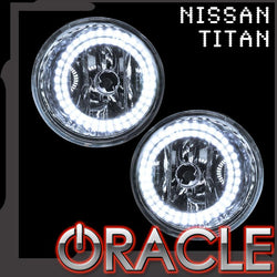 2004-2012 Nissan Titan ORACLE Fog Light Halo Kit