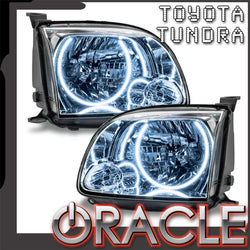 2005-2006 Toyota Tundra Regular/Accessible Cab Pre-Assembled Headlights
