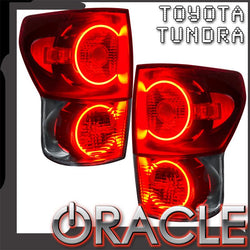 2007-2009 Toyota Tundra Pre-Assembled Tail Lights