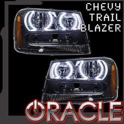 2002-2009 Chevy TrailBlazer ORACLE Halo Kit