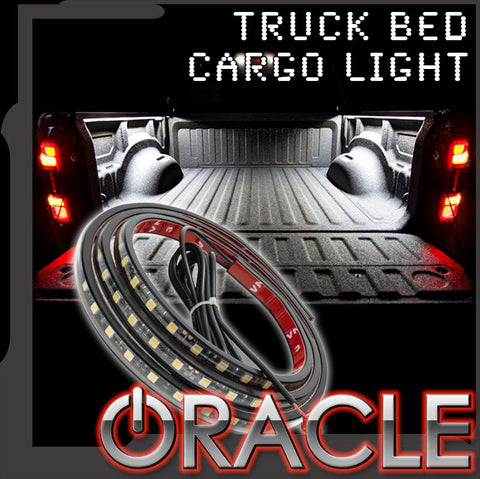 "ORACLE Truck Bed LED Cargo Light 60"" Pair w/ Switch"
