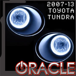 2007-2013 Toyota Tundra ORACLE Fog Light Halo Kit