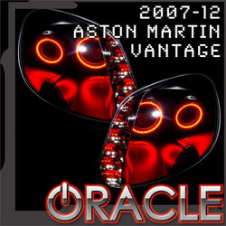 2007-2012 Aston Martin Vantage ORACLE Headlight Halo Kit
