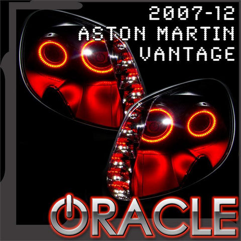 2007-2012 Aston Martin Vantage ORACLE Halo Kit