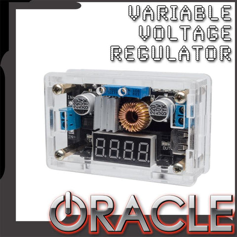 ORACLE Variable Voltage Regulator