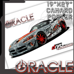 "Official ORACLE Viper Poster 19"" x 27"""