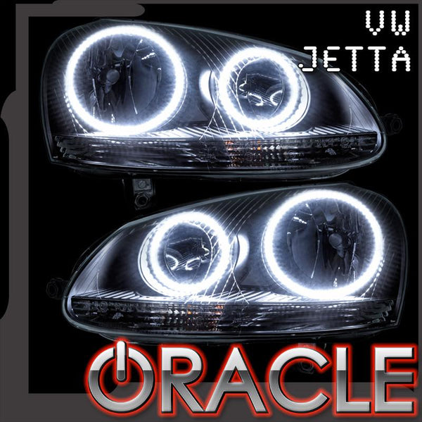 2005-2010 VW Jetta/GTI ORACLE LED Halo Kit