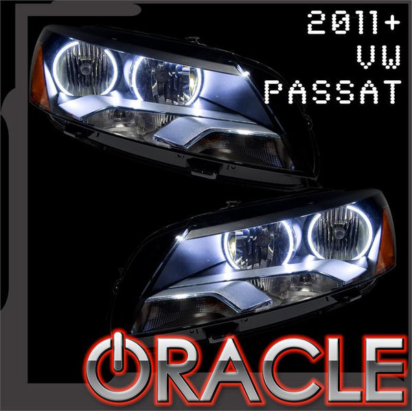 2011-2014 Volkswagen Passat ORACLE Halo Kit