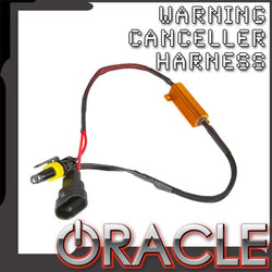 ORACLE HID Warning Canceler Harness